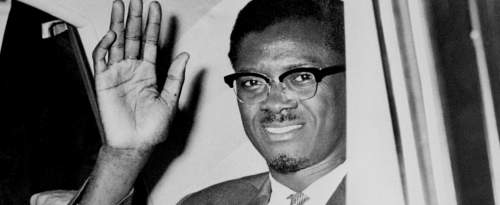Le leader du Mouvement National Congolais Patrice Lumumba à New York, le 2 août 1960. Il est assassiné six mois plus tard au Katanga.