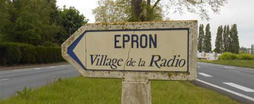 Epron, village de la Radio
