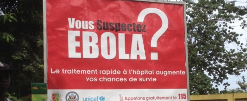 Ebola : le point sur l'épidémie