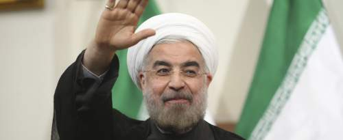 Iran : Hassan Rohani prend ses fonctions