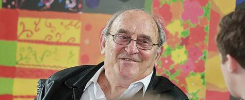 Denis Goldberg, le 26 avril 2013.