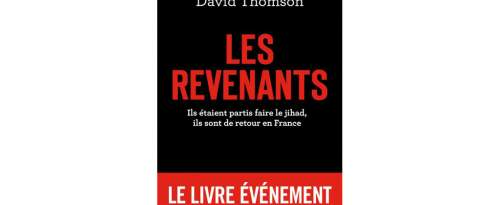 «Les revenants» de David Thomson.