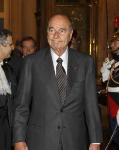 Jacques Chirac - France