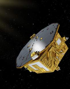 Le satellite Lisa Pathfinder sur les traces d'Albert Einstein