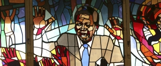 La foi de Nelson Mandela par Mgr Emmanuel Lafont