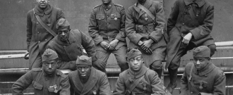 Les «Harlem Hellfighters»