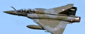 Mirage 2000D (image d'illustration).