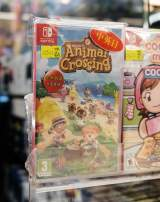 La pochette du jeu Animal Crossing : New Horizons