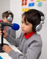 Webradio de The École, New York