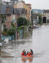 Inondations en France
