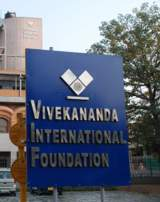 Siège de la Vivekananda International Foundation (VIF), à New Delhi.