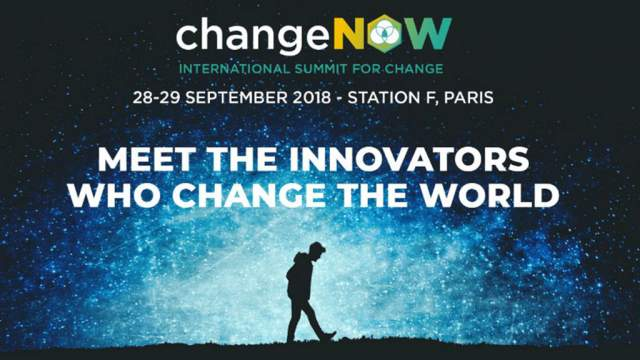 ChangeNOW, climat