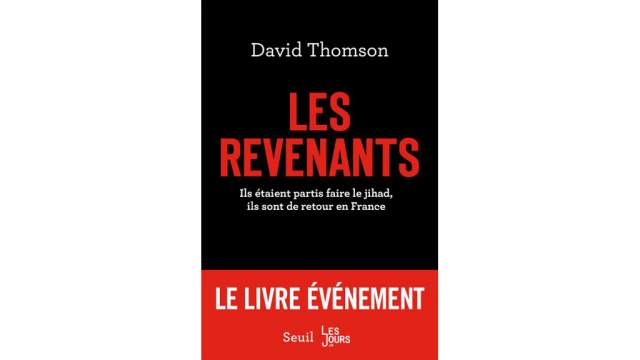 « Les revenants » de David Thomson