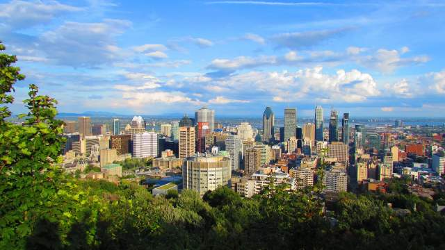 montreal Canada ville