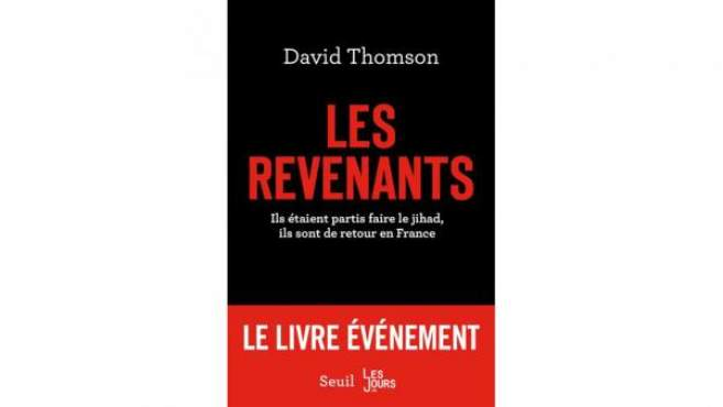 EM Image: David thomson - les revenants - littérature