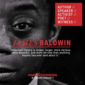 James baldwin couverture